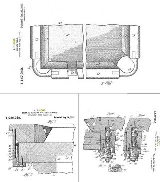 patents for cushion fixation
