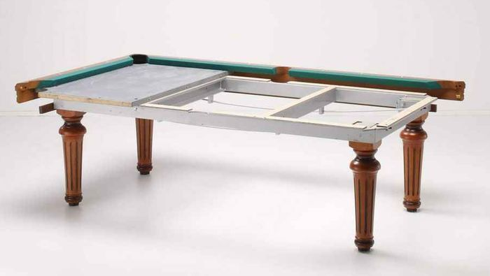 exemple de table de billard français